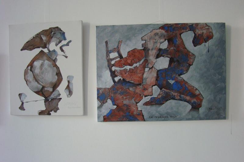 """Vernisaj expozitie:""""FERICIRILE""""-Vasilian Doboş şi """"ŞĂVÎRŞIRILE""""Florin Buciuleac-marti 14 iunie Vernis37"""