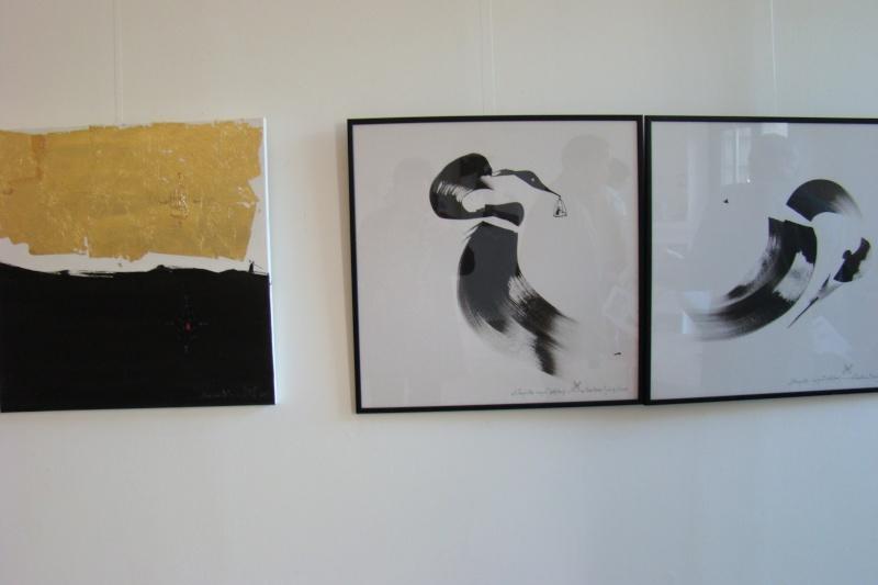 """Vernisaj expozitie:""""FERICIRILE""""-Vasilian Doboş şi """"ŞĂVÎRŞIRILE""""Florin Buciuleac-marti 14 iunie Vernis49"""