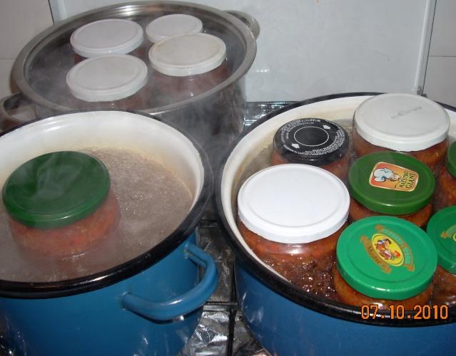 Muraturi in otet si in saramura-alte preparate(conserve din legume) pentru iarna Zacusc13