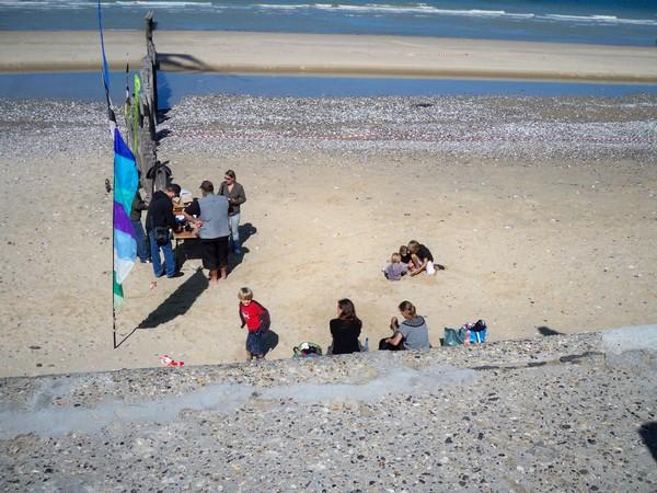 Retour de la fête de la plage... F310