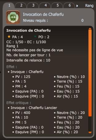 L'invocation du Chaferfu  413