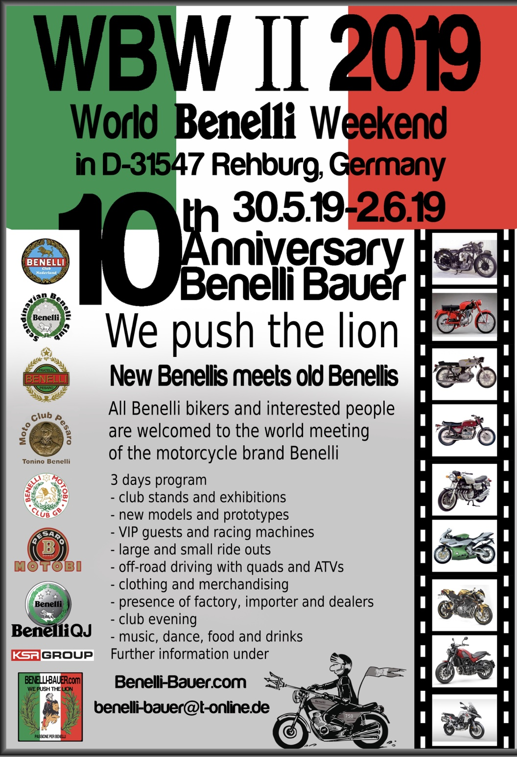 World Benelli Weekend 2019 Wbw10