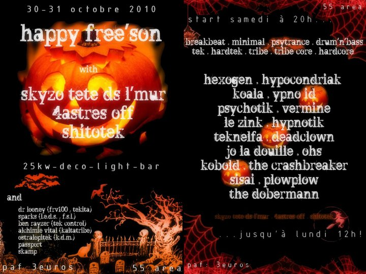 48H Halloween Party 55 Area !! Fly_3010