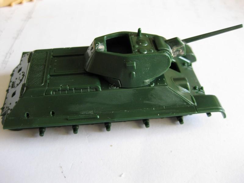 T-34/76 Model 1940 [ Revell/Matchbox; 1/76 ]:FINI ! Photo113