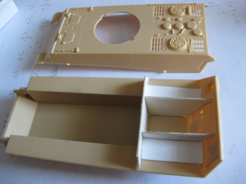 Tiger II Ausf. B Production Turret [Revell, 1/72 ]: FINI! (Ouf!) Photo115