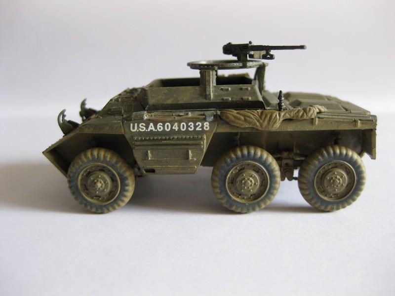 M20 Armored Utility Car  [Italeri, 1/72]: FINI ! - Page 3 Photo119