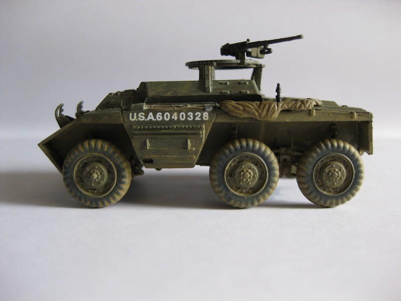 M20 Armored Utility Car  [Italeri, 1/72]: FINI ! - Page 3 Photo120