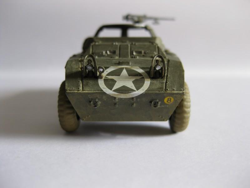 M20 Armored Utility Car  [Italeri, 1/72]: FINI ! - Page 3 Photo121