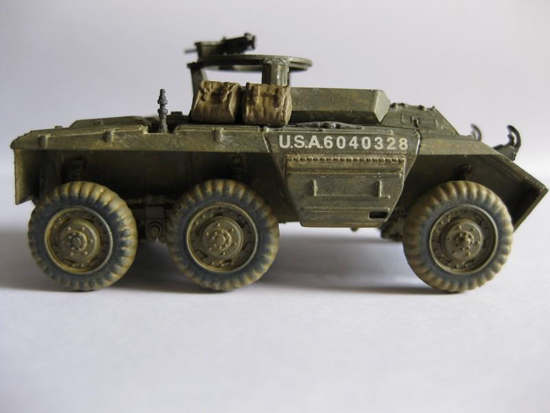 M20 Armored Utility Car  [Italeri, 1/72]: FINI ! - Page 3 Photo122