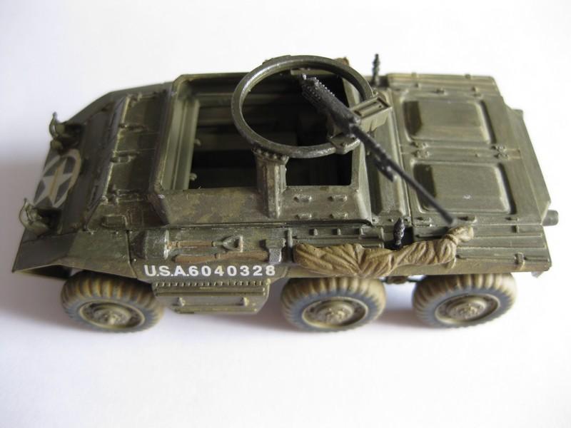 M20 Armored Utility Car  [Italeri, 1/72]: FINI ! - Page 3 Photo124