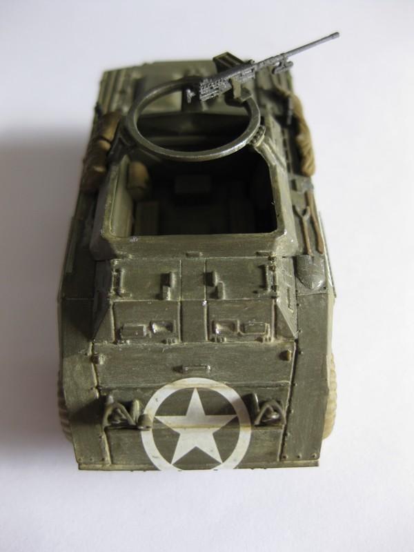 M20 Armored Utility Car  [Italeri, 1/72]: FINI ! - Page 3 Photo125