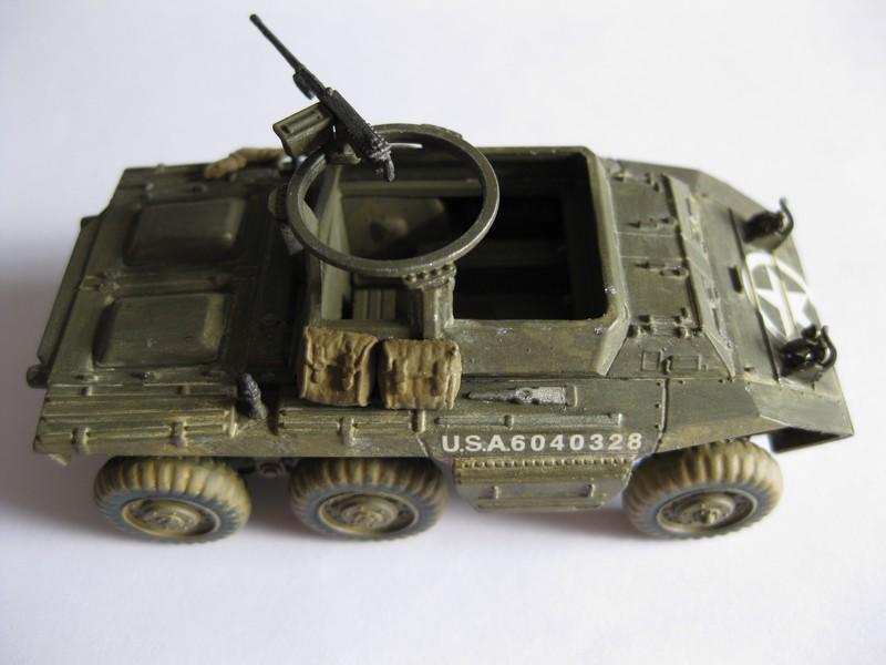M20 Armored Utility Car  [Italeri, 1/72]: FINI ! - Page 3 Photo126