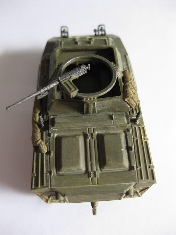 M20 Armored Utility Car  [Italeri, 1/72]: FINI ! - Page 3 Photo127