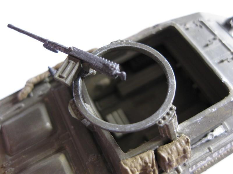 M20 Armored Utility Car  [Italeri, 1/72]: FINI ! - Page 3 Photo128