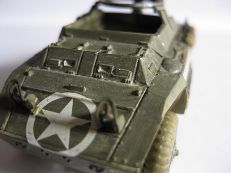 M20 Armored Utility Car  [Italeri, 1/72]: FINI ! - Page 3 Photo130
