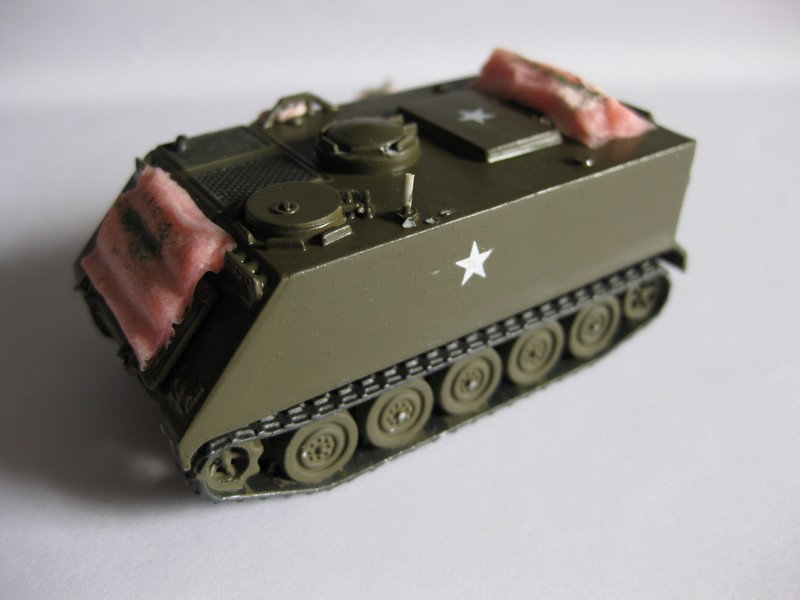 M113 U.S. ACAV [Airfix 1/76 ] ABANDON Photo133