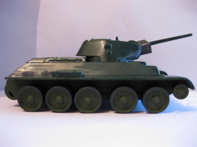 T-34/76 Model 1940 [ Revell/Matchbox; 1/76 ]:FINI ! Photo143