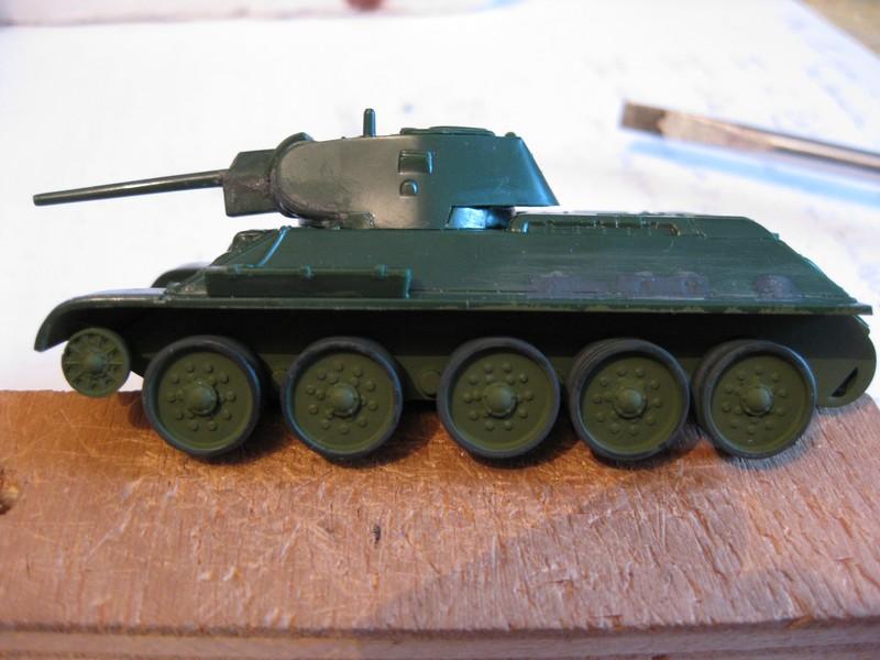 T-34/76 Model 1940 [ Revell/Matchbox; 1/76 ]:FINI ! Photo144