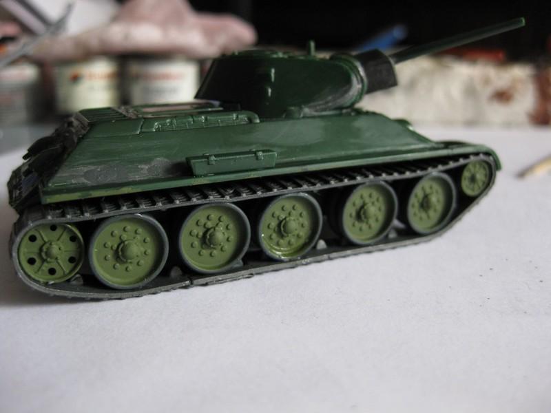T-34/76 Model 1940 [ Revell/Matchbox; 1/76 ]:FINI ! Photo148