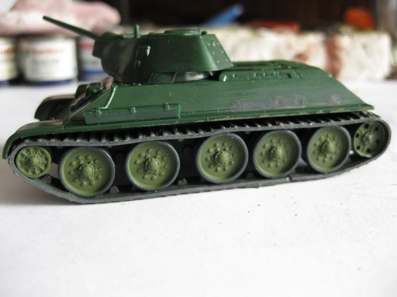 T-34/76 Model 1940 [ Revell/Matchbox; 1/76 ]:FINI ! Photo149