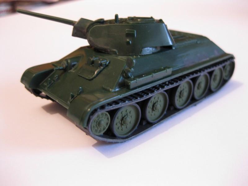 T-34/76 Model 1940 [ Revell/Matchbox; 1/76 ]:FINI ! Photo150