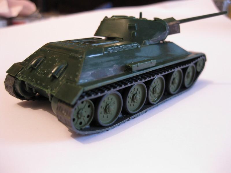 T-34/76 Model 1940 [ Revell/Matchbox; 1/76 ]:FINI ! Photo151