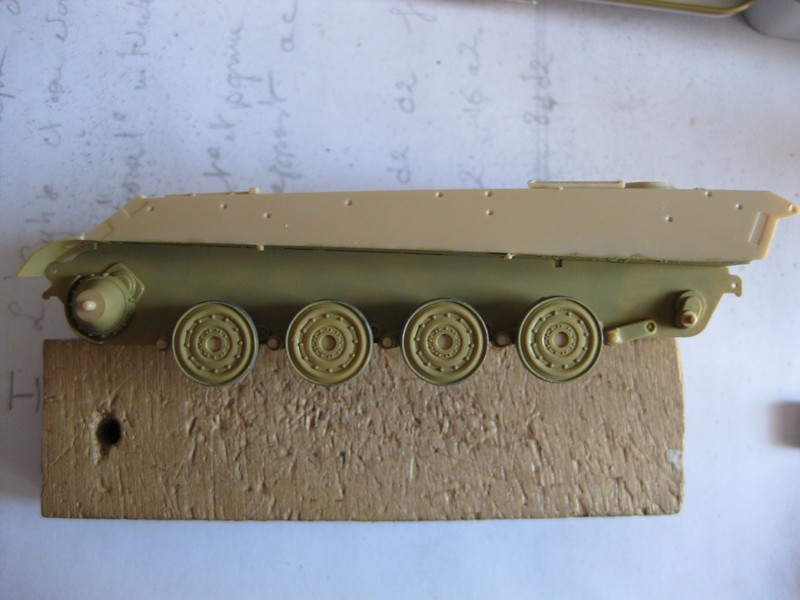 Tiger II Ausf. B Production Turret [Revell, 1/72 ]: FINI! (Ouf!) - Page 2 Photo152