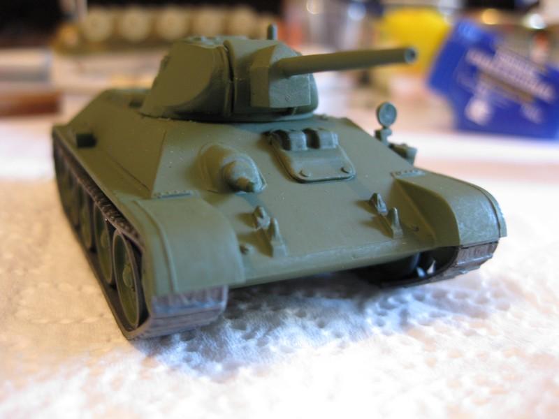 T-34/76 Model 1940 [ Revell/Matchbox; 1/76 ]:FINI ! - Page 2 Photo156
