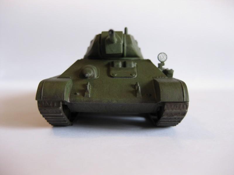 T-34/76 Model 1940 [ Revell/Matchbox; 1/76 ]:FINI ! - Page 2 Photo167