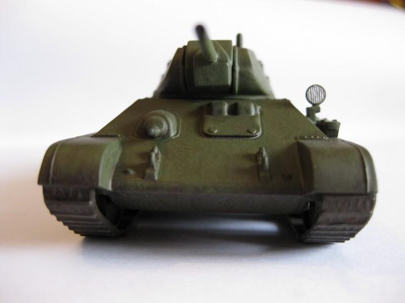 T-34/76 Model 1940 [ Revell/Matchbox; 1/76 ]:FINI ! - Page 2 Photo168
