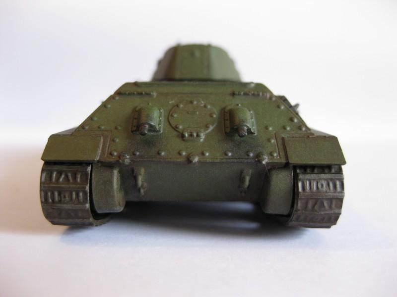 T-34/76 Model 1940 [ Revell/Matchbox; 1/76 ]:FINI ! - Page 2 Photo170