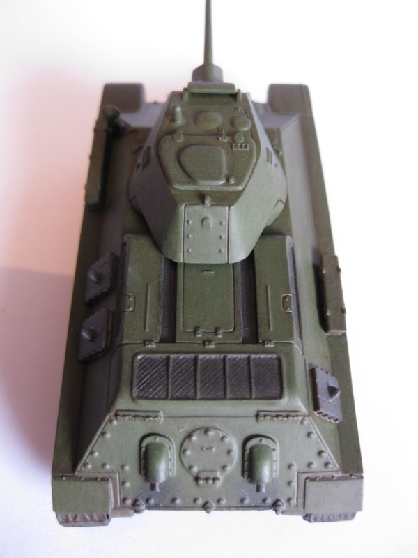T-34/76 Model 1940 [ Revell/Matchbox; 1/76 ]:FINI ! - Page 2 Photo172