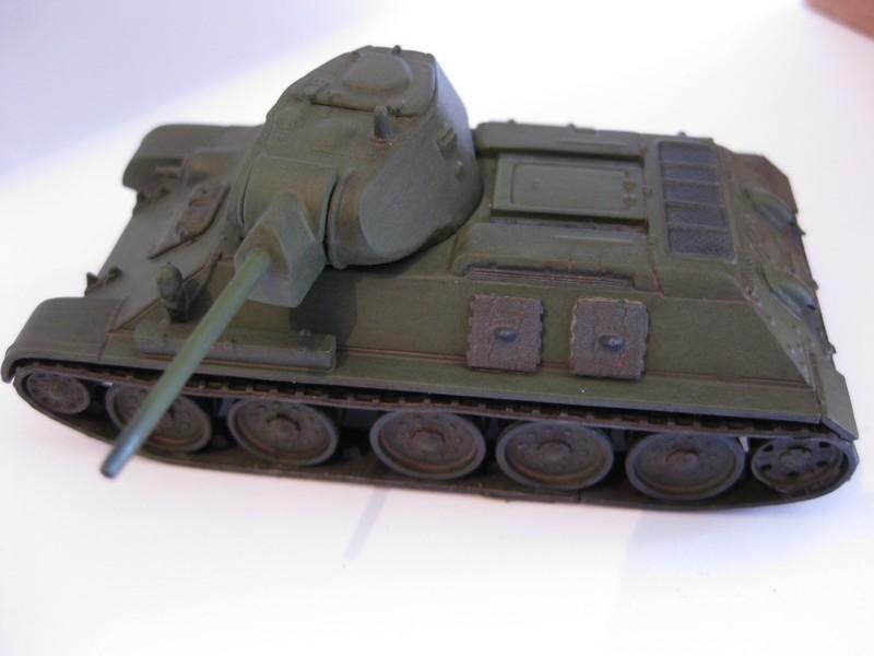 T-34/76 Model 1940 [ Revell/Matchbox; 1/76 ]:FINI ! - Page 2 Photo173
