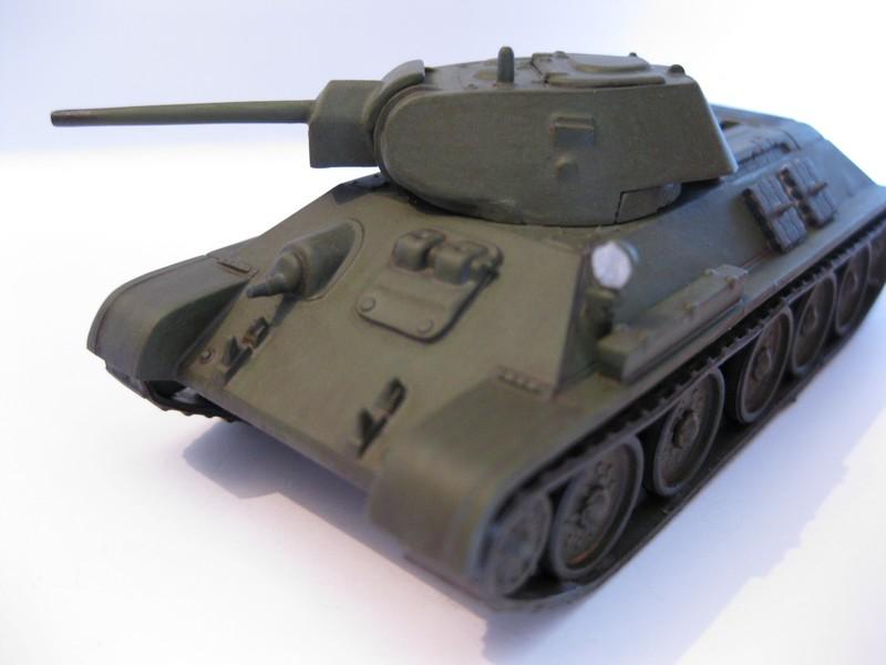 T-34/76 Model 1940 [ Revell/Matchbox; 1/76 ]:FINI ! - Page 2 Photo176