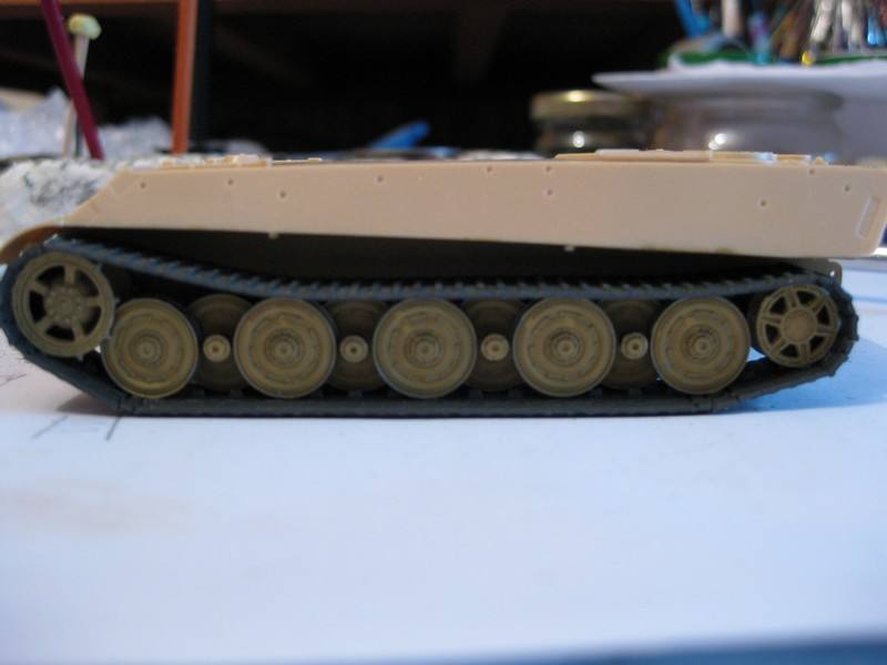 Tiger II Ausf. B Production Turret [Revell, 1/72 ]: FINI! (Ouf!) - Page 2 Photo178