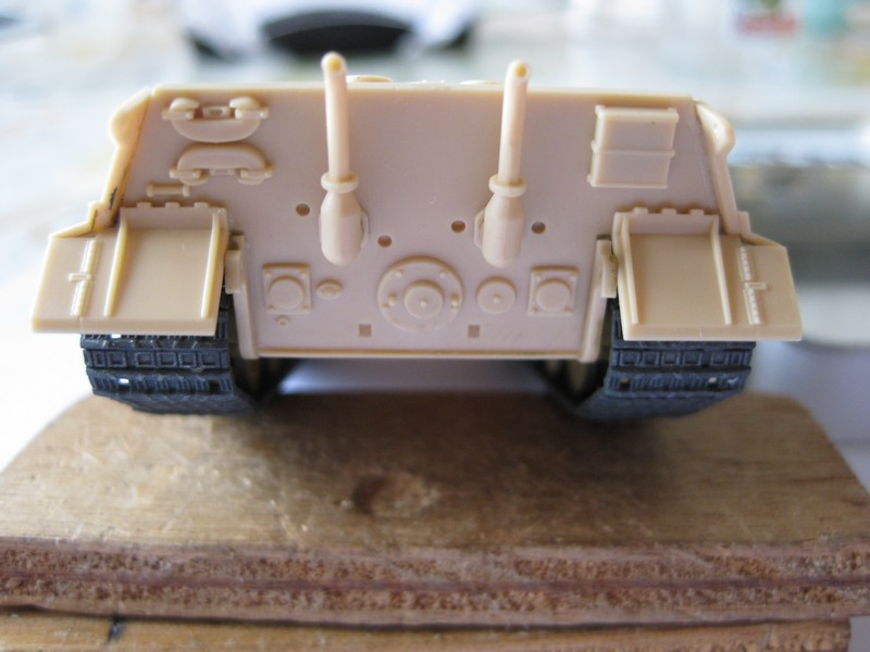 Tiger II Ausf. B Production Turret [Revell, 1/72 ]: FINI! (Ouf!) - Page 3 Photo182