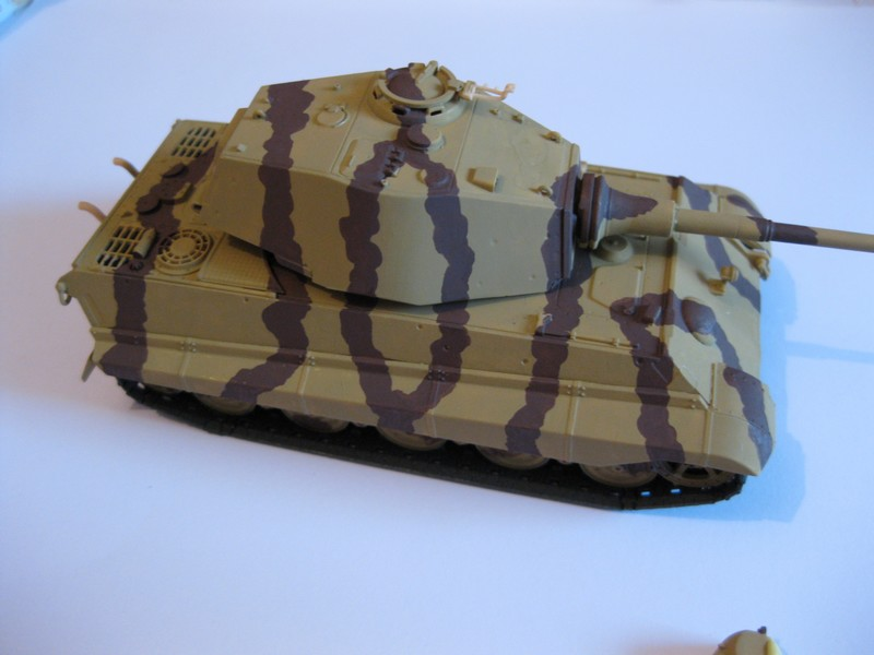 Tiger II Ausf. B Production Turret [Revell, 1/72 ]: FINI! (Ouf!) - Page 3 Photo184