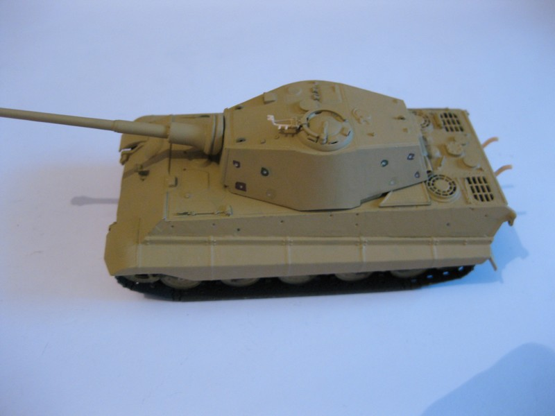 Tiger II Ausf. B Production Turret [Revell, 1/72 ]: FINI! (Ouf!) - Page 3 Photo192