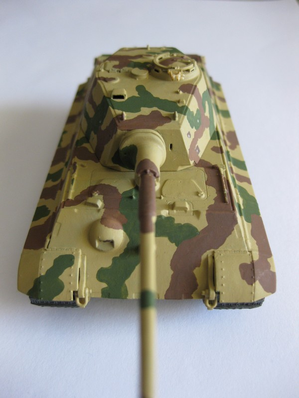 Tiger II Ausf. B Production Turret [Revell, 1/72 ]: FINI! (Ouf!) - Page 3 Photo196