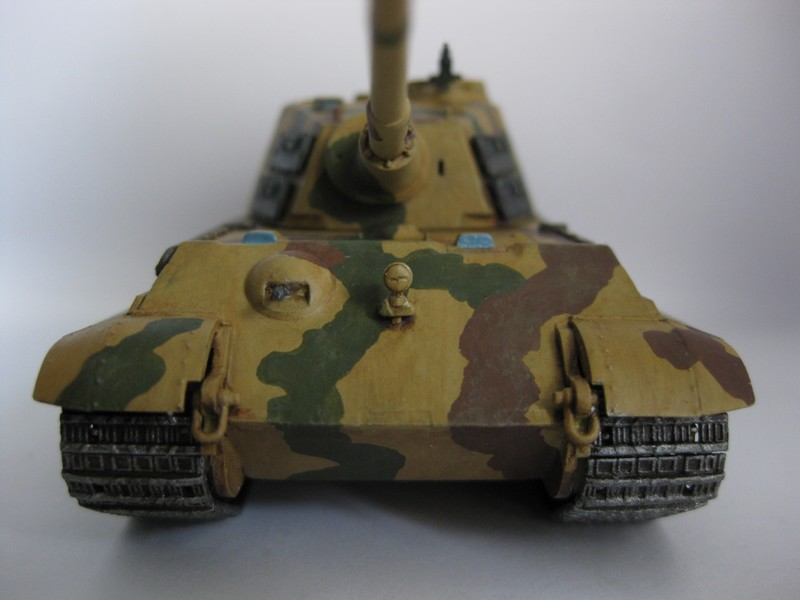 Tiger II Ausf. B Production Turret [Revell, 1/72 ]: FINI! (Ouf!) - Page 4 Photo244