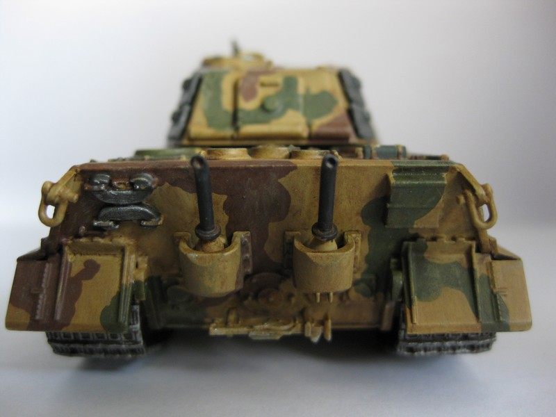 Tiger II Ausf. B Production Turret [Revell, 1/72 ]: FINI! (Ouf!) - Page 4 Photo246