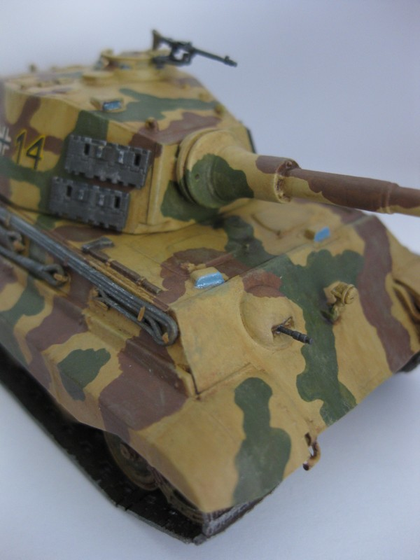 Tiger II Ausf. B Production Turret [Revell, 1/72 ]: FINI! (Ouf!) - Page 4 Photo248