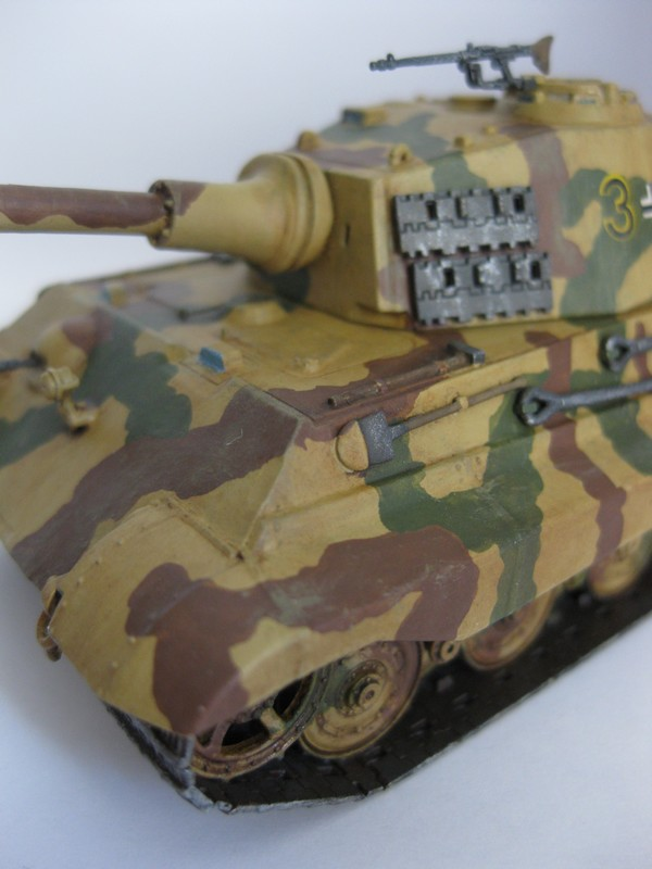 Tiger II Ausf. B Production Turret [Revell, 1/72 ]: FINI! (Ouf!) - Page 4 Photo249