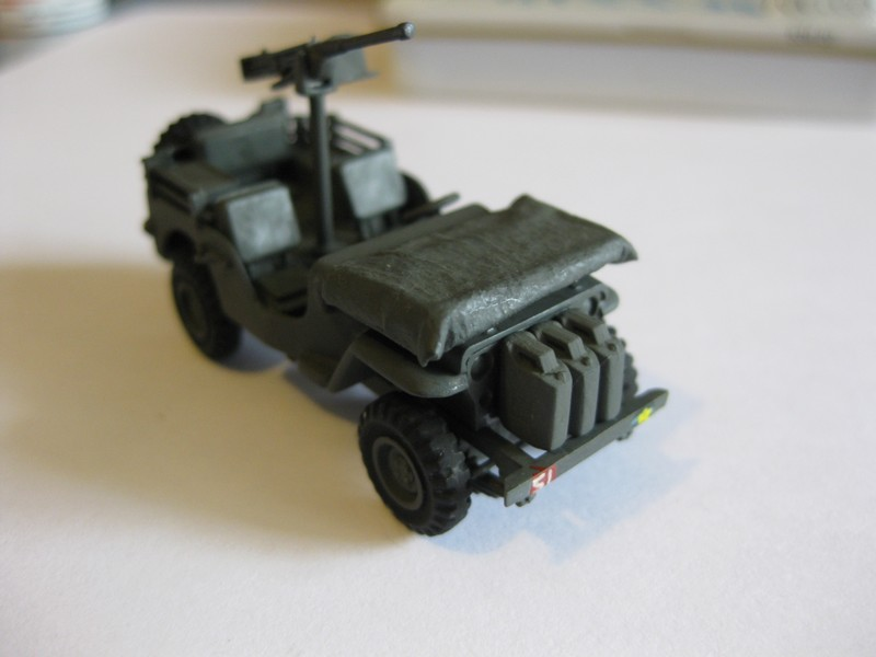 Jeep Willys M.B. [Academy, 1/72 ] FINI ! - Page 2 Photo274