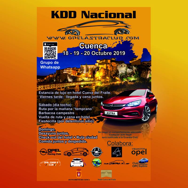 KDD Nacional Cuenca Octubre 2019 Kdd_cu10