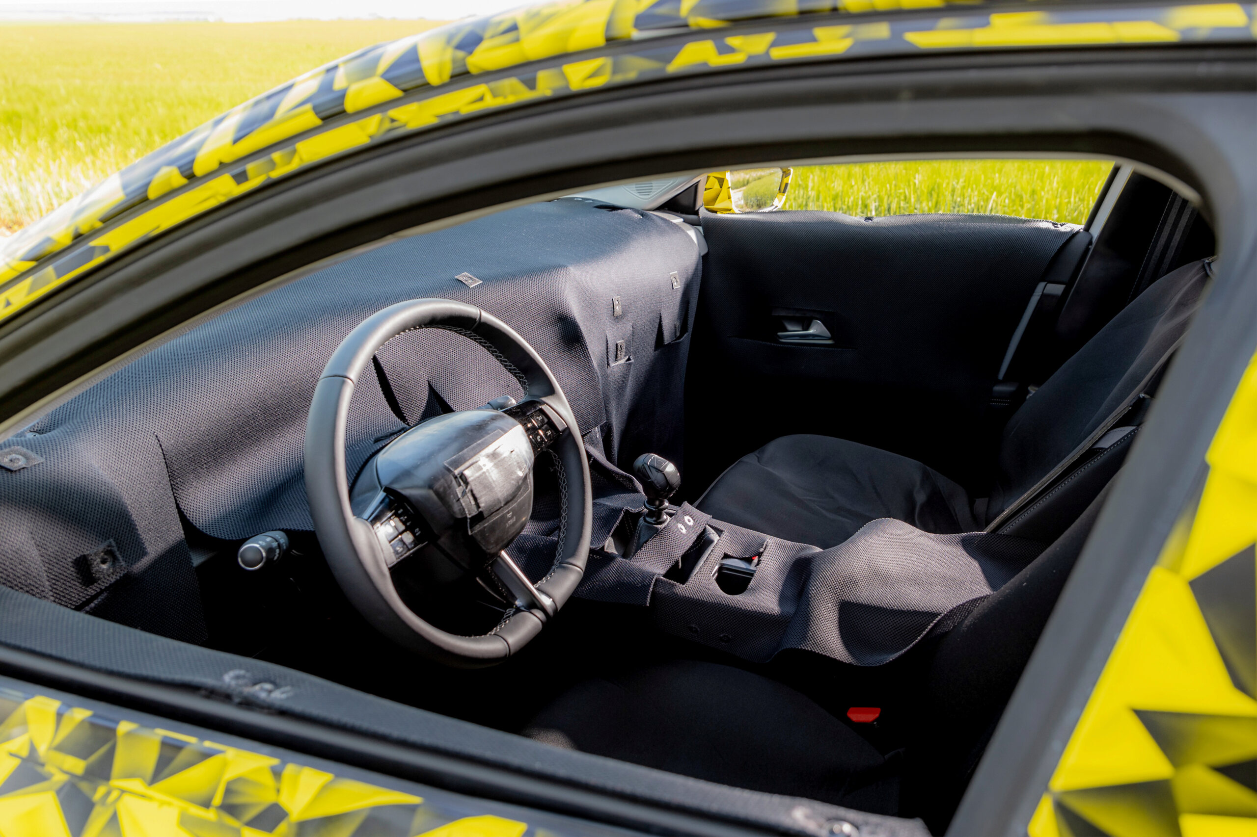 Fotos alta definición Opel Astra L  Opel-a14