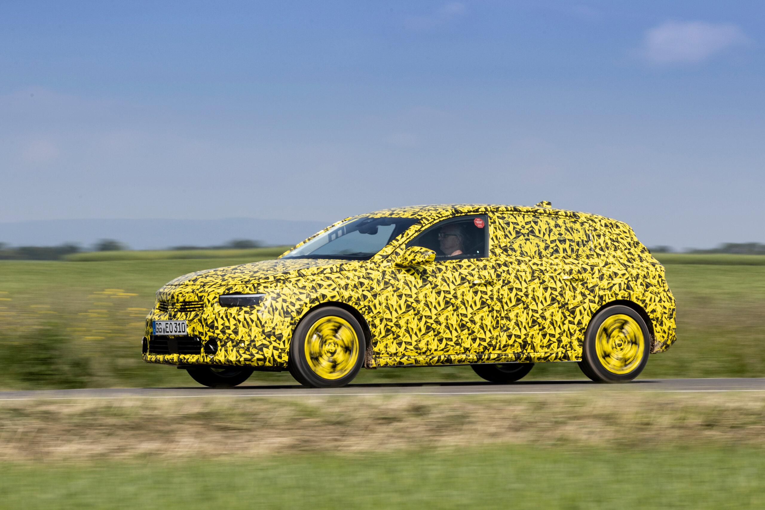 Fotos alta definición Opel Astra L  Opel-a15