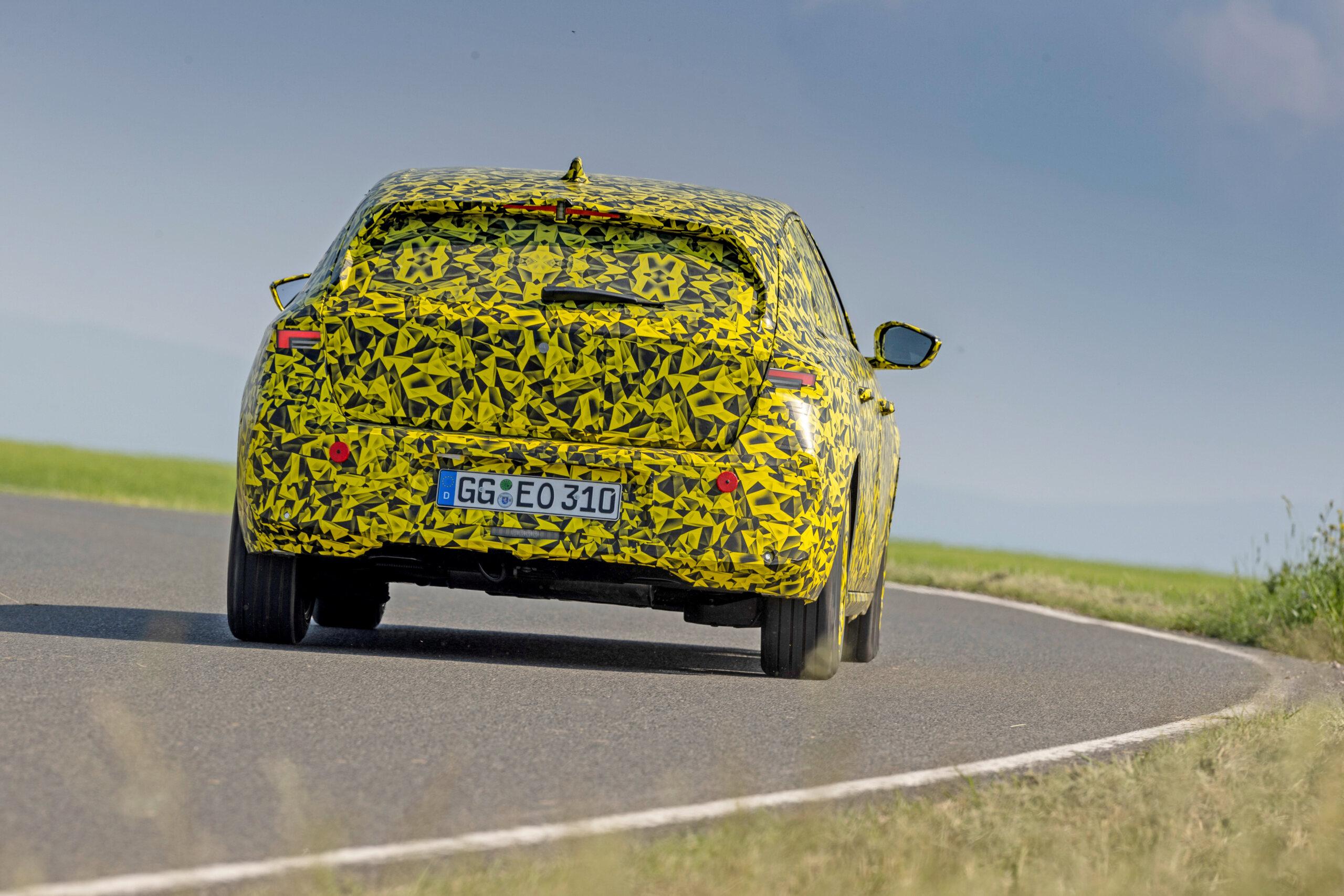 Fotos alta definición Opel Astra L  Opel-a17