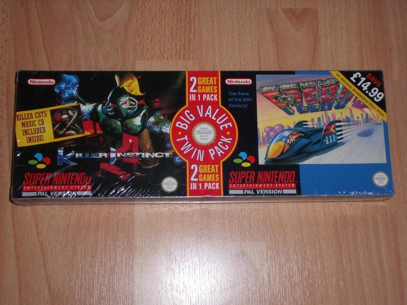 Existe-t-il des jeux Super Nes en édition collector ? Killer11