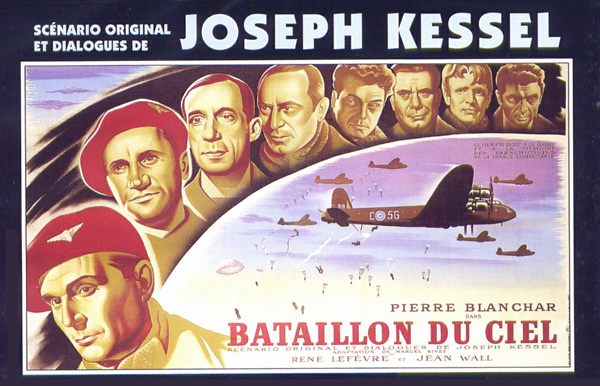 Opérations SAS en Bretagne pendant le mois de juin 1944 Batail10